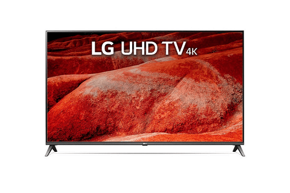 LG 55″ 4K UltraHD TV